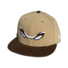 New Era 2 Tone Basic Khaki Cap